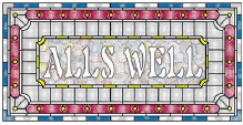 Alls Well Logo